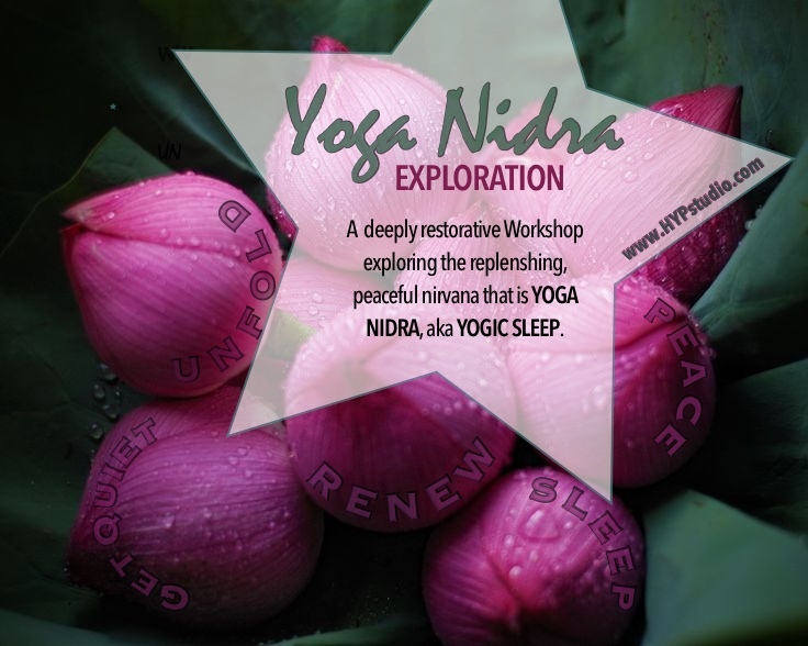 YOGA NIDRA EXPLORATION